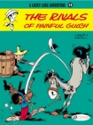 Lucky Luke 12 - The Rivals of Painful Gulch - Book
