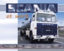 Scania at Work: LB110, 111, 140 and 141 - Book