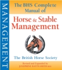 BHS Complete Manual of Horse and Stable Management - eBook