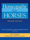 Homeopathy for Horses - Book