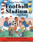 Make Your Own Football Stadium - Book