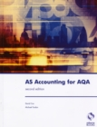 AS Accounting for AQA - Book