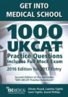 Get into Medical School - 1000 UKCAT Practice Questions. Include Full Mock Exam - Book