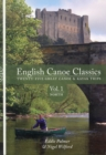English Canoe Classics : Twenty-five Great Canoe & Kayak Trips North v. 1 - Book