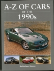 A-Z Cars of the 1990's - Book