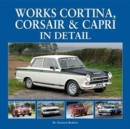 Works Cortina, Capri & Corsair in Detail - Book