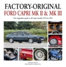 Factory-Original : Ford Capri MK2 & MK3 - Book