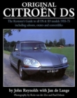 Original Citroen DS (reissue) : The Restorer's Guide to all DS and ID models 1955-75 - Book