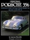 Original Porsche 356 (reissue) : The Restorer's Guide - Book