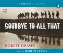 Goodbye to All That - Book