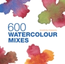 600 Watercolour Mixes - Book