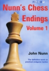 Nunn's Chess Endings : v. 1 - Book