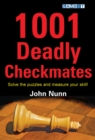 1001 Deadly Checkmates - Book