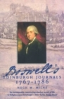 Boswell's Edinburgh Journals : 1767-1786 - Book