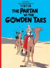 Tintin: The Partan Wi the Gowden (Scots) - Book