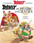 Asterix ar Phairc an Chatha (Irish) - Book