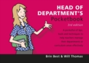 Head of Department's Pocketbook: 3rd Edition : Head of Department's Pocketbook: 3rd Edition - Book