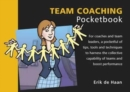 Team Coaching Pocketbook - Book