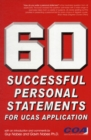 60 Successful Personal Statements - Book