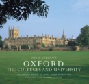 Oxford the Colleges & University - Book