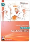 CfE Higher Accounting Study Guide - Book