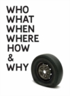 Gavin Turk : Who What When Where How and Why - Book
