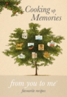 Cooking Up Memories - Book