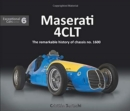 Maserati 4CLT : The remarkable history of chassis no. 1600 - Book
