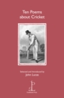 Ten Poems About Cricket - Book