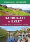 Harrogate & Ilkley : Ilkley Moor & Washburn Valley - Book