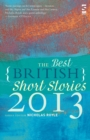 The Best British Short Stories 2013 - Book