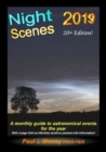 NightScenes : A Monthly Guide to the Astronomical Events for the Year - Book
