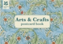 Arts & Crafts Postcard Book - Book