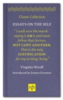 Virginia Woolf: Essays on the Self - Book