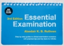 Essential Examination, third edition : Step-by-step guides to clinical examination scenarios with practical tips and key facts for OSCEs - Book