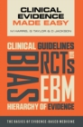 Clinical Evidence Made Easy - Book