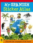 My Spanish Sticker Atlas - Book