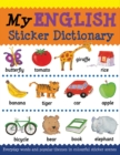 My English Sticker Dictionary - Book