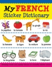 My French Sticker Dictionary - Book