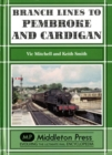 Branch Lines to Pembroke and Cardigan - Book