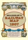 Bradshaw's Railway Folded Map 1907 - Book