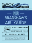Bradshaw's International Air Guide, 1934 - Book