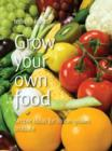 Grow your own food - eBook