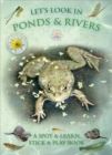 Let's Look in Ponds & Rivers - Book