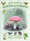 Let's Look in Woods & Forests - Book