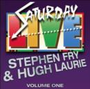 Saturday Live : Featuring Stephen Fry and Hugh Laurie Volume 1 - Book
