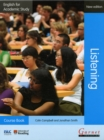 English for Academic Study: Listening Course Book with AudioCDs - Edition 2 - Book