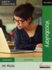 English for Academic Study: Vocabulary Study Book - Edition 2 - Book