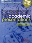 Passport to Academic Presentations Course Book & CDs (Revised Edition) - Book