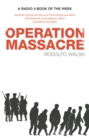 Operation Massacre - Book